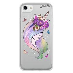 My Unicorn Way - Straight Hair Phone Case