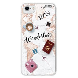 World Trip Phone Case