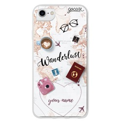 World Trip Customizable Phone Case