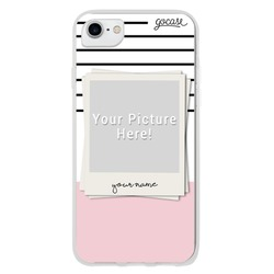 Picture - Tricolor Stripes Phone Case