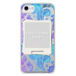 Picture - Purple Phone Case