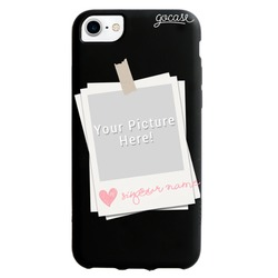 Picture - Black case - Picture Since Phone Case