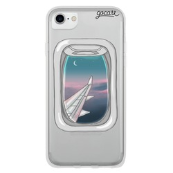 Airplane Window (Afternoon) Phone Case