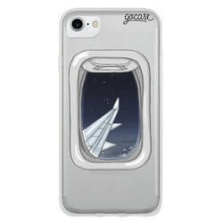 Airplane Window (Night) Phone Case
