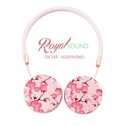 Royal Sound Headphones - Cherry Petals