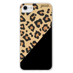 Animal Print - Jaguar Abstract Phone Case