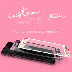 Handwritten Sunshine Screen Protector - Tempered Glass