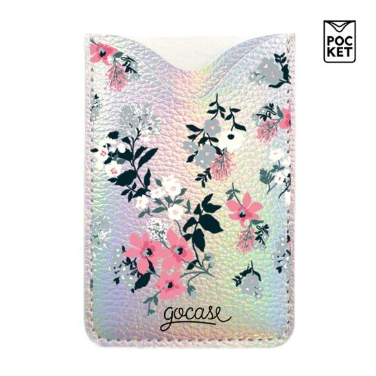 Shiny Pocket Lovely Floral