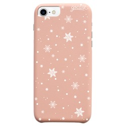 Royal Rose - Snow Flakes Phone Case