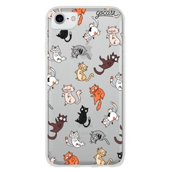 Cats all over Phone Case