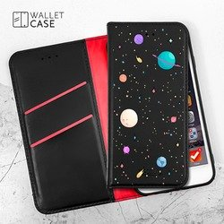 Royal Wallet - Planets Phone Case