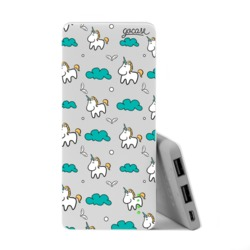 Power Bank Slim Portable Charger (5000mAh)  - Unicorn