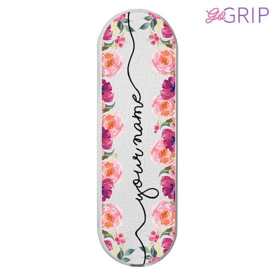 Gogrip - Painted Flowers Handwritten