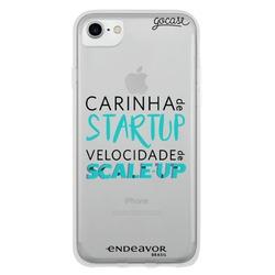 Capinha para celular Endeavor - Carinha de Startup
