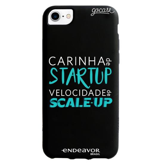 Color Black - Endeavor - Carinha de Startup