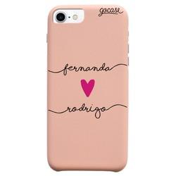 Capinha para celular Fascino - Eterno Amor Manuscrita