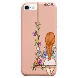 Capinha para celular Fascino - BFF - Floral (Esquerda)