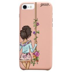 Capinha para celular Fascino - BFF - Floral (Direita)