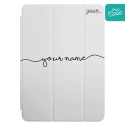 iPad case - Handwritten