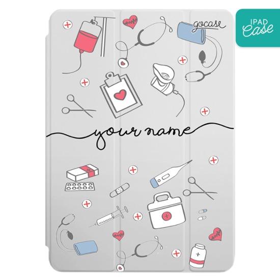 iPad case - Care of medicine