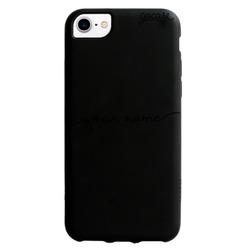 Black Case Handwritten Phone Case