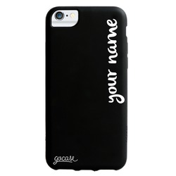 Black Case with a name Phone Case