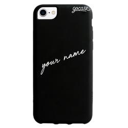 Black Case Signature Phone Case