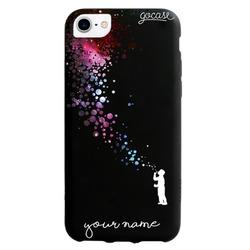 Black Case - Space Bubbles Phone Case