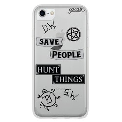 Capinha para celular Hunt Things