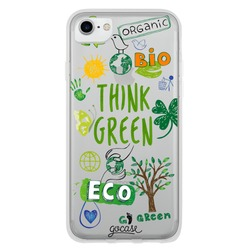 Think Green Phone Case