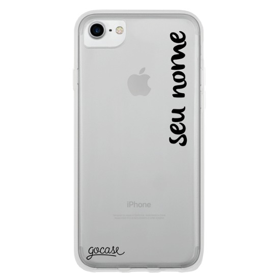 Capinha para celular Capinha com nome - Gocase b0051459d720c