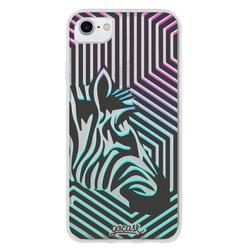 Abstract Zebra Phone Case