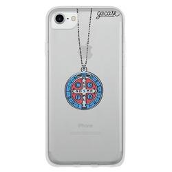 Capinha para celular Medalha de São Bento