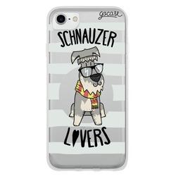 Capinha para celular Schnauzer Lovers