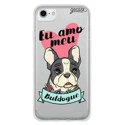 Capinha para celular Meu Buldogue