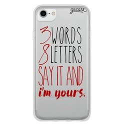 Say I Love You Phone Case