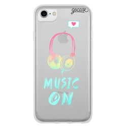 Music On Phone Case