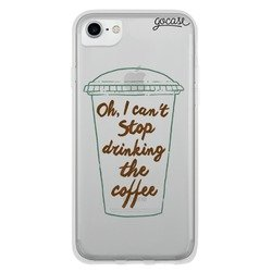 Drinking Coffee Phone Case