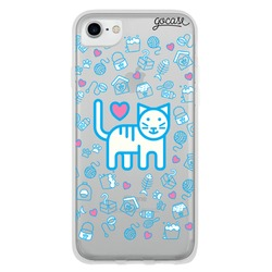 Cat Things Phone Case