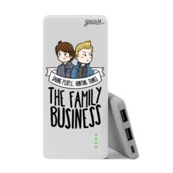 Power Bank Slim Portable Charger (5000mAh)  - Family Business