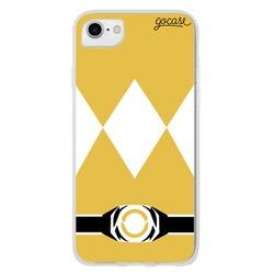 Yellow Ranger Phone Case