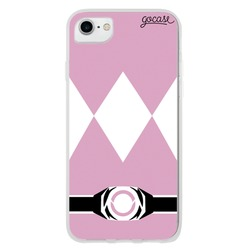 Pink Ranger Phone Case
