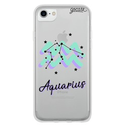 Aquarius Sign Phone Case