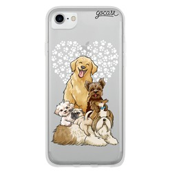 Cute Puppies Phone Case