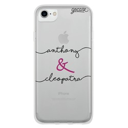 Friends And Love - Handwritten Phone Case