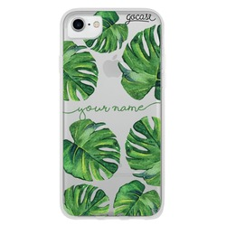 Tropical Green - Handwritten Phone Case