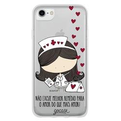 Capinha para celular Remédio do Amor