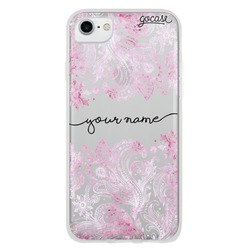 Pink Watercolor - Handwritten Phone Case