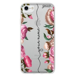 Vertical Flowers Phone Case