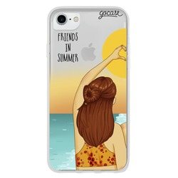 Summer Friends Left Phone Case